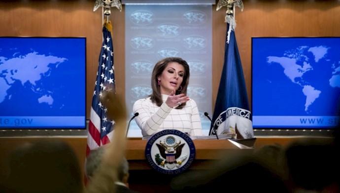 مورگان اورتگاس، سخنگوی وزارت امور خارجه آمریکا
