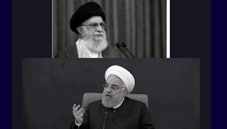 خامنهای پردهها را کنار میزند
