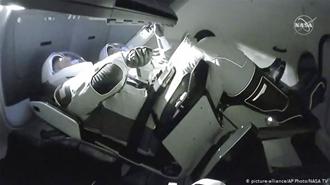 دو فضانورد آمریکایی به ایستگاه فضایی بینالمللی رسیدند