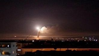 حمله هوایی به پایگاه شبه نظامیان رژیم ایران در مرز عراق و سوریه