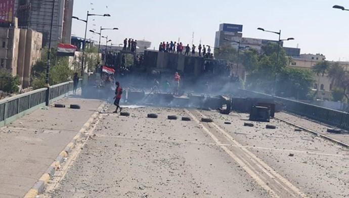 پل جمهوری بغداد - ۲۱ اردیبهشت ۹۹
