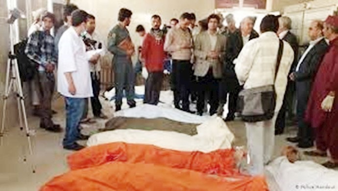 پیدا شدن ۱۷ جسد افغانی از غرق شدگان در هریرود