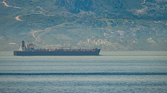 کشتی نفتکش رژیم در آبهای ونزوئلا
