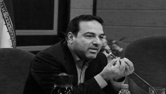 علیرضا رئیسی معاون وزیر بهراشت رژیم