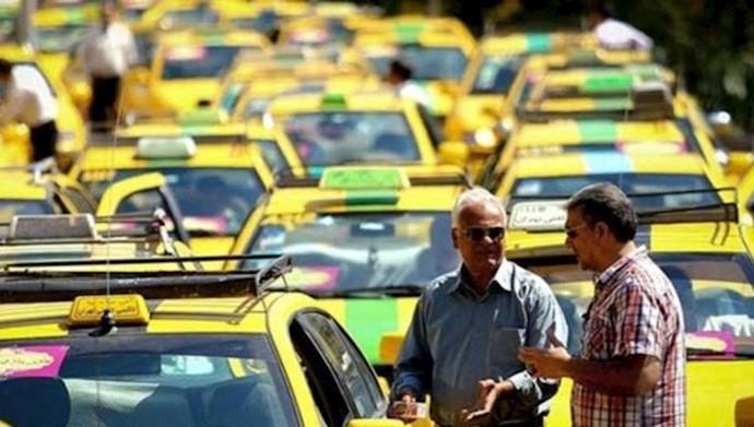 افزایش ۲۳درصدی نرخ کرایههای تاکسی در تهران