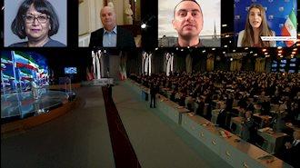 کنفرانس بینالمللی با حضور رئیسجمهور برگزیده مقاومت