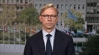 برایان هوک، نماینده ویژه وزارتخارجه آمریکا برای ایران
