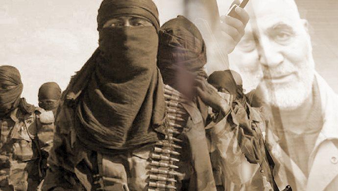 همکاری رژیم ایران با القاعده