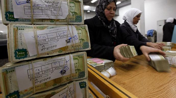 اقتصاد سوریه در لبه فروپاشی