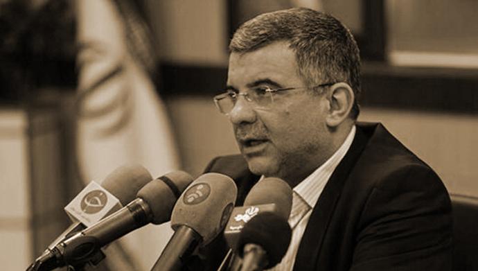 حریرچی معاون وزیر بهداشت رژیم