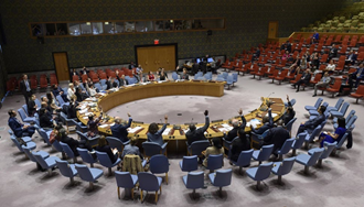 اجلاس شورای امنیت ملل متحد