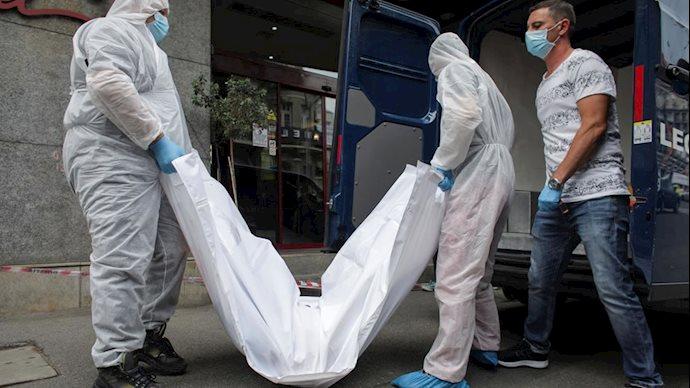 قتل قاضی منصوری در رومانی