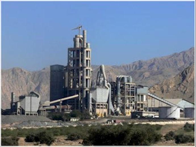 عکس از آرشیو کارخانه سیمان خوزستان