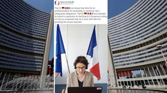 نماینده دائم فرانسه در سازمان ملل