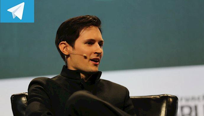 پاول دوروف، از بنیانگذاران تلگرام