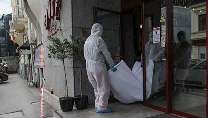 قتل قاضی فراری در رومانی