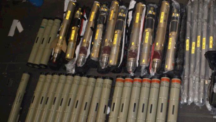 توقیف محموله تسلیحاتی ایرانی برای شبهنظامیان حوثی - عکس از آرشیو