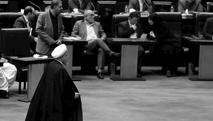 روحانی و مجلس ارتجاع - آرشیو