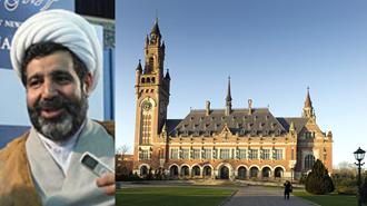 قاضی منصوری را تحویل دادگاه بین المللی لاهه بدهید