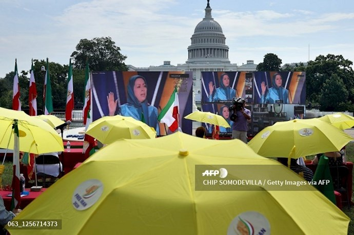گردهمایی جهانی ایران آزاد - ۲۷تیرماه۱۳۹۹- واشنگتن - 4