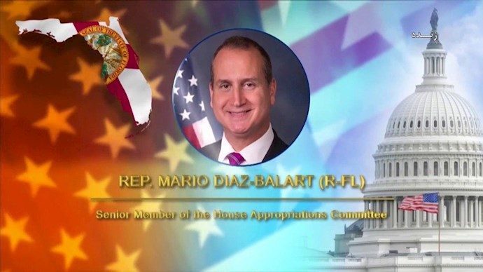 ماریو دیاز بالارت نماینده کنگره آمریکا
