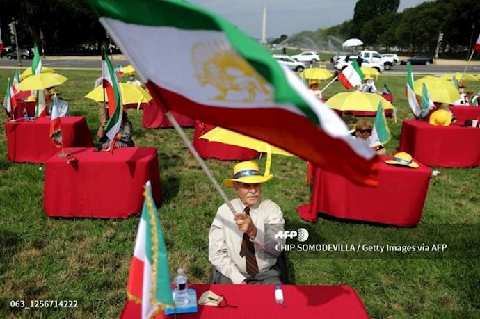 گردهمایی جهانی ایران آزاد - ۲۷تیرماه۱۳۹۹- واشنگتن - 1