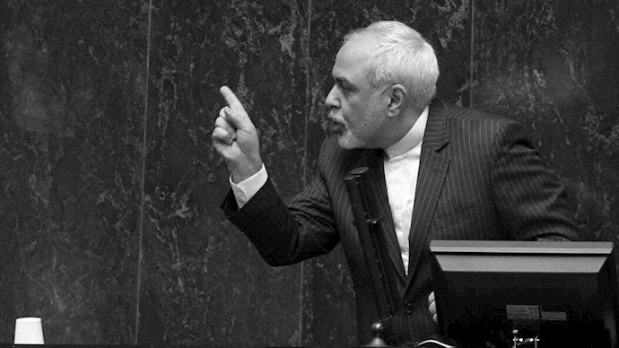 جواد ظریف در مجلس ارتجاع