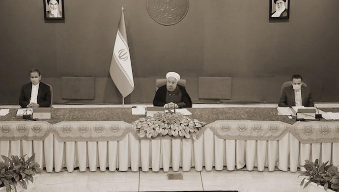 جلسه هیات دولت آخوند روحانی