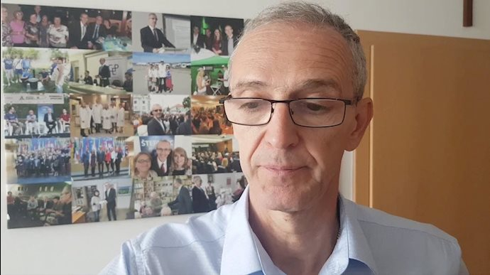 ایوان استفانتس نماینده پارلمان اروپا از اسلواکی