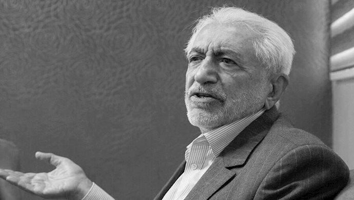 محمد غرضی وزیر سابق رژیم