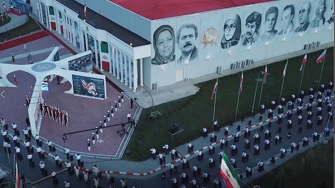 برگزاری دومین اجلاس جهانی ایران آزاد