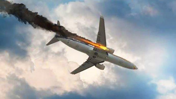 هدف قرار گرفتن هواپیمای اوکراینی تو سط سپاه پاسداران