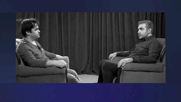 روحالله زم در بازجویی تلویزیونی شبکه دو رژیم - ۲۰تیر ۹۹