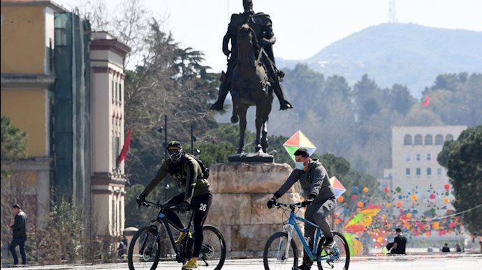 کرونا در آلبانی