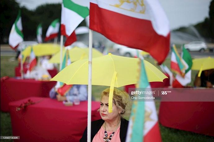 گردهمایی جهانی ایران آزاد - ۲۷تیرماه۱۳۹۹- آلمان - واشنگتن - 0