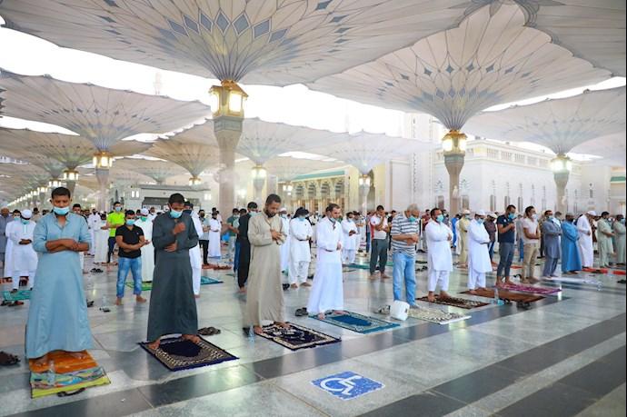 نماز عید قربان در کشورهای اسلامی - 4