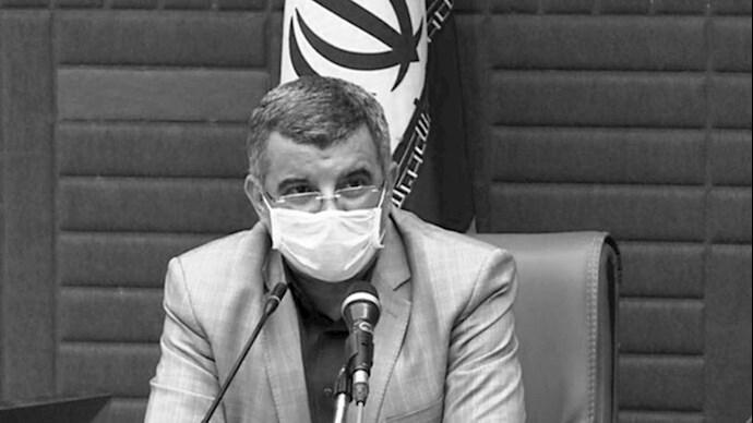 حریرچی معاون کل وزارت بهداشت رژیم