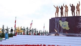 مریم رجوی: لرزههای آبان آتشین، حکومت آخوندها را رها نکرده و نمیکند. بههمین دلیل قضاییه جلادان از ترس قیامهای کمینکرده، به صدور حکم اعدام برای دستگیر شدگان آبان رو آورده است.