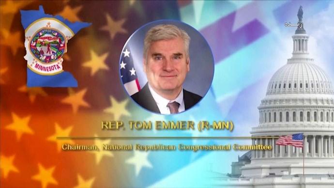 تام امر نماینده کنگره آمریکا
