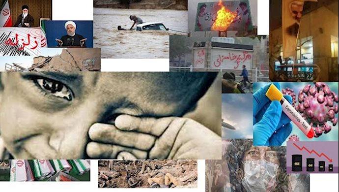 تصویر ایران آخوندزده، در آیینه اقتصاد ورشکسته