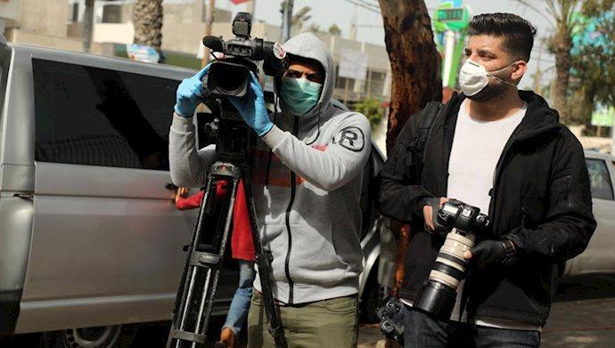نقض آزادی خبررسانی - عکس از آرشیو