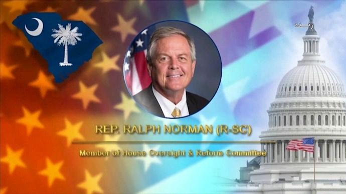 رالف نورمن نماینده کنگره آمریکا