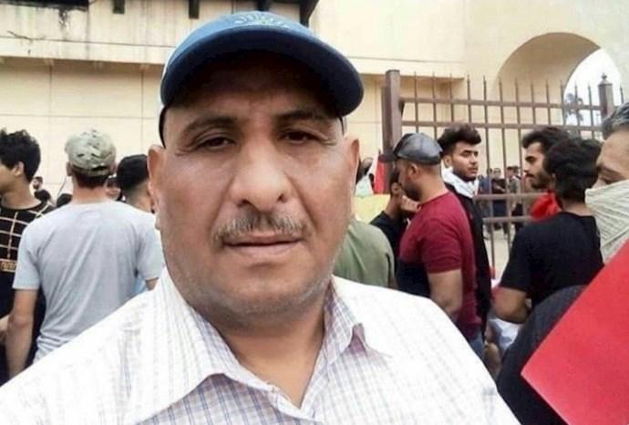 درگیری در عراق،کشته و زخمی شدن تظاهرات کنندگان و آتش زدن چادرهای انقلابیون در میدان تحریر بغداد - 4