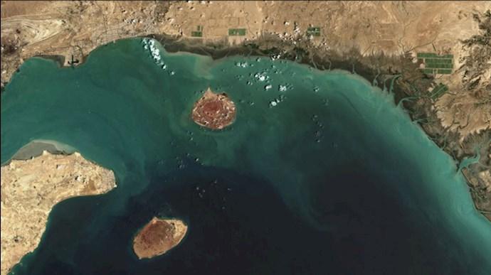 خلیج فارس و دریای عمان