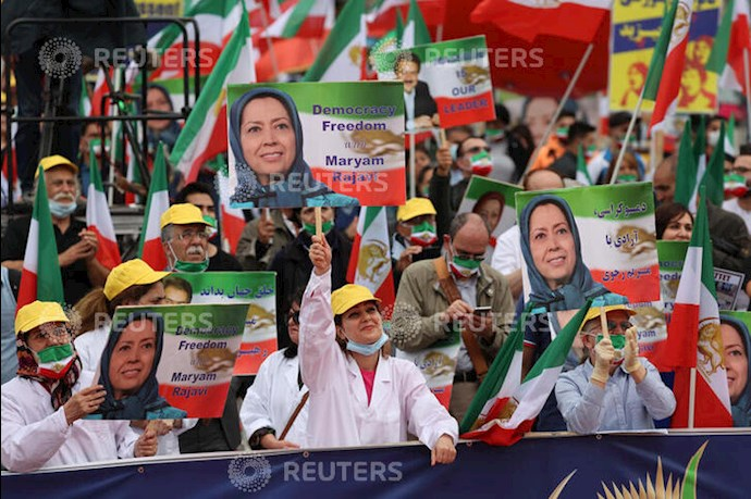 گردهمایی جهانی ایران آزاد - ۲۷تیرماه۱۳۹۹- آلمان - براندنبورگ - 0