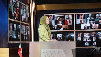 سومین اجلاس جهانی ایران آزاد، همبستگی با قیام و ارتش آزادی، کنفرانس بینالمللی درباره تروریسم رژیم آخوندی