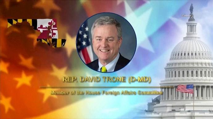 دیوید ترون نماینده کنگره