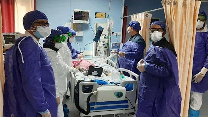 بیمارستانی در خرمآباد