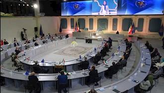 سخنرانی مریم رجوی در اجلاس سه روزه شورای ملی مقاومت ایران بهمناسبت آغاز چهلمین سال تأسیس شورا (۲ تا ۵مرداد۹۹)