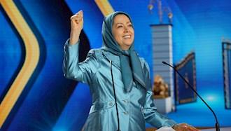 مریم رجوی: این قیامها از دی۹۶ تا آبان و دی۹۸، در پی اصلاح رژیم نیست؛ حرفی با آخوندها ندارد؛ چیزی از آنها نمیخواهد؛ بلکه میخواهد حکومتشان را سرنگون کند.